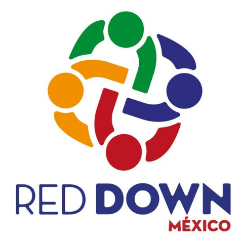 Red down